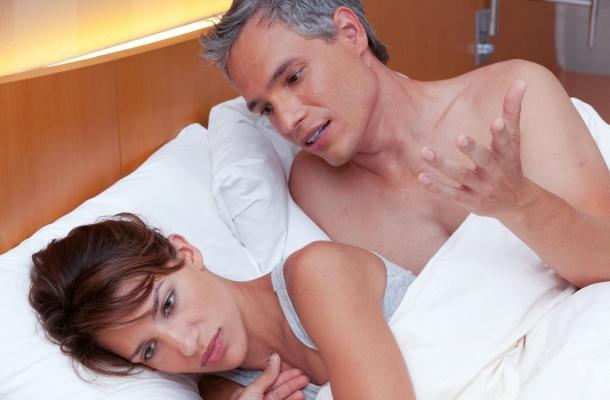 közösülés során az erekció eltűnt okai
