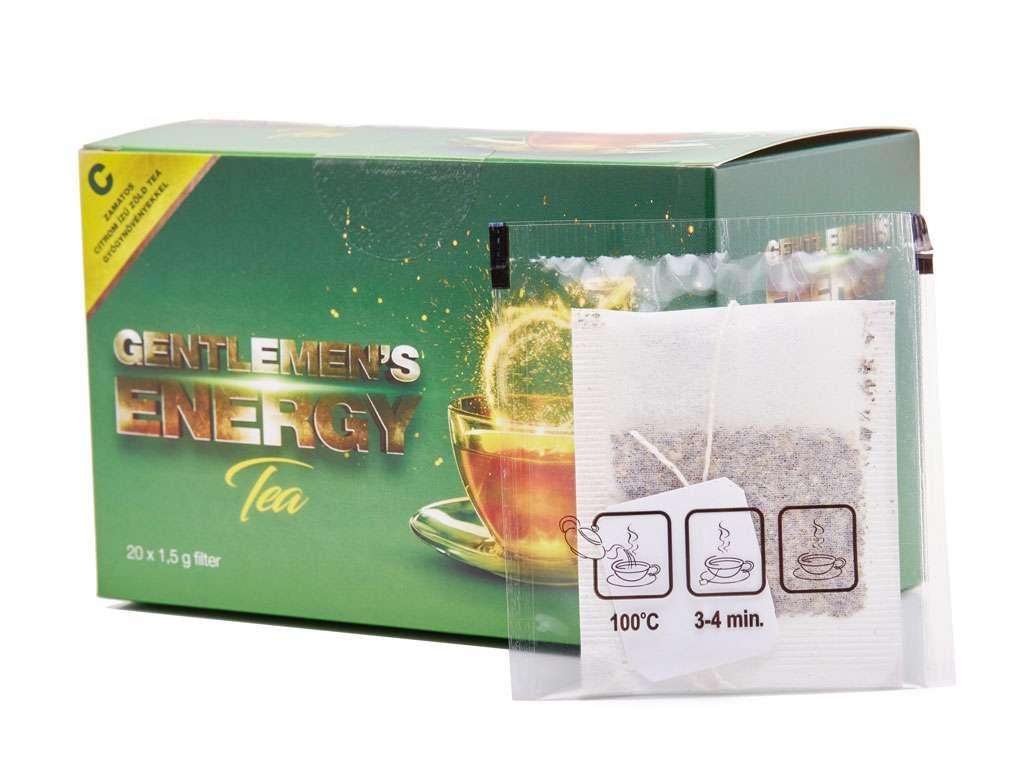 tea az erekció javítására)