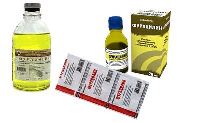 pénisz furacilin kezelés