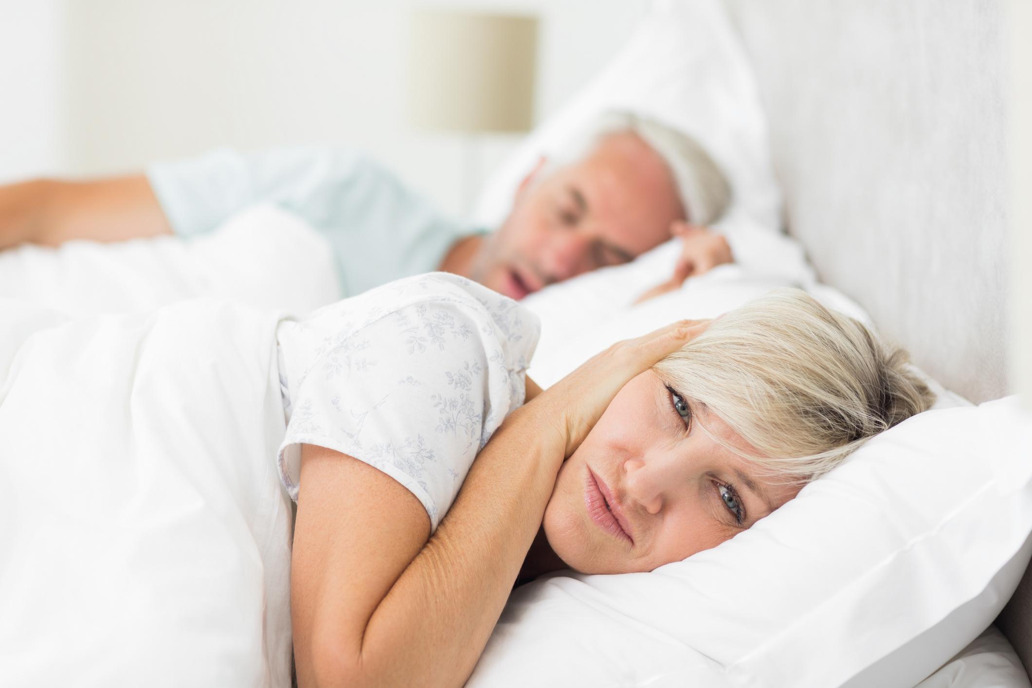 Az alvászavar csökkenti a szexuális teljesítményt?