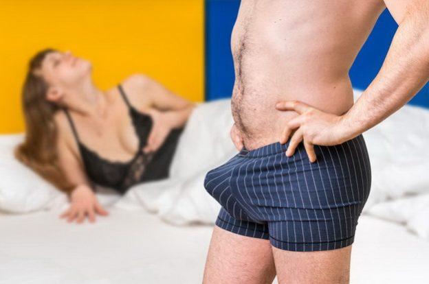 hogyan izgathatja az ember péniszét