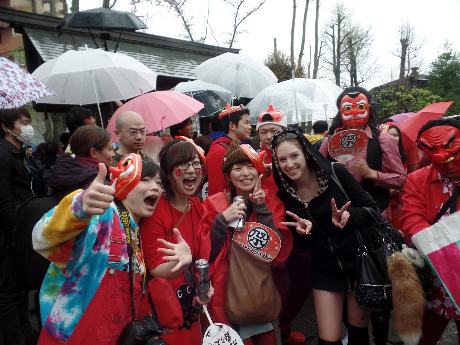 Japán – Pénisz fesztivál! Hogy miiiii??   INSIDE OF LOVE