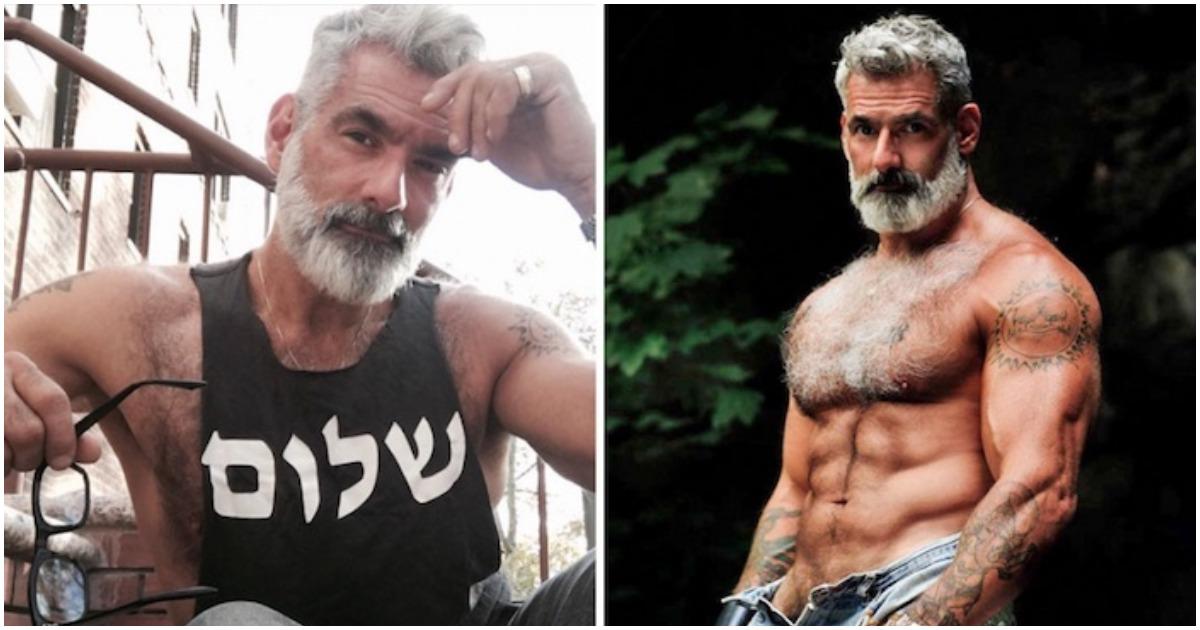 52 éves férfi felállítása