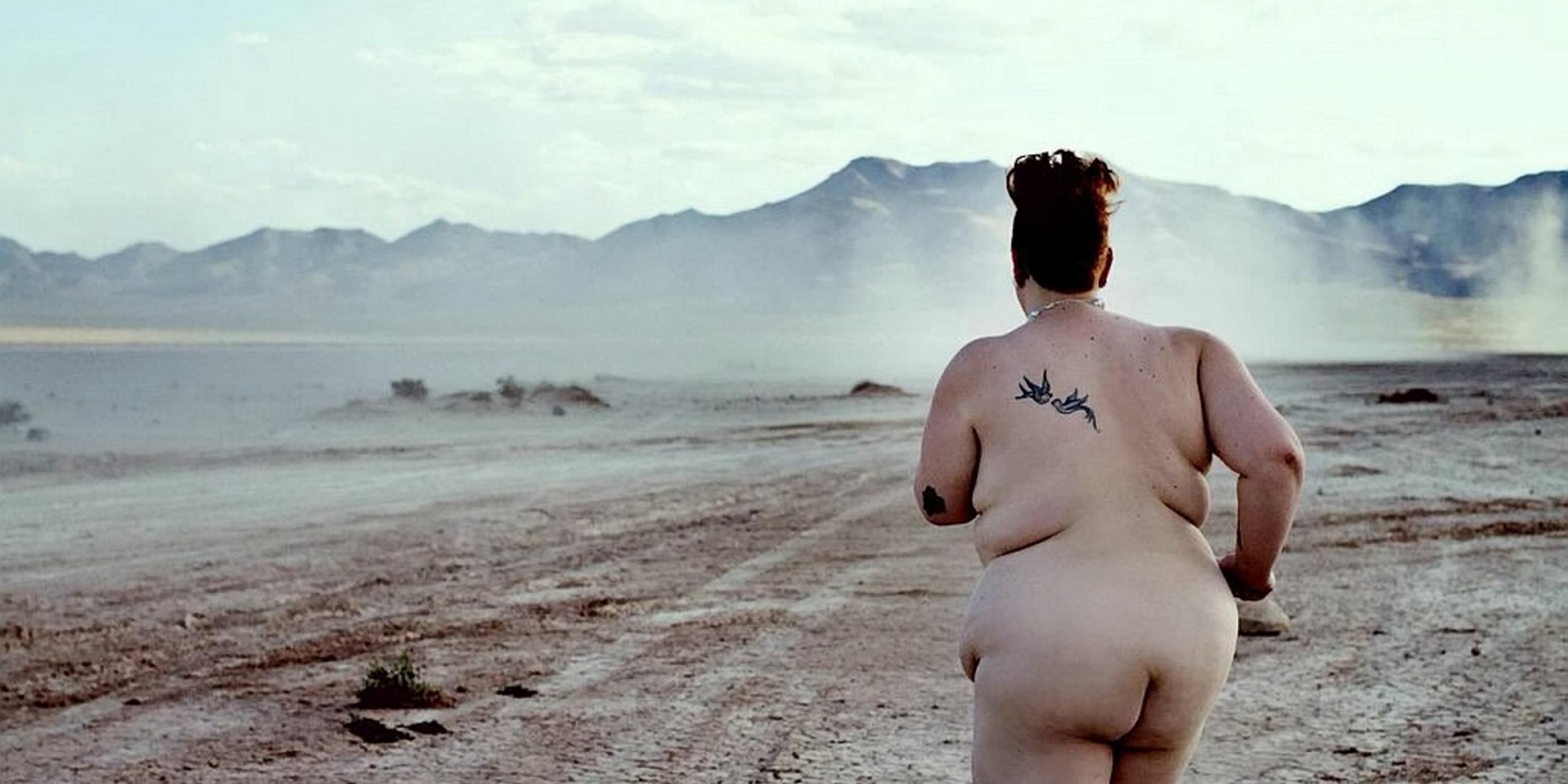 Chubby Nude Beach Photos