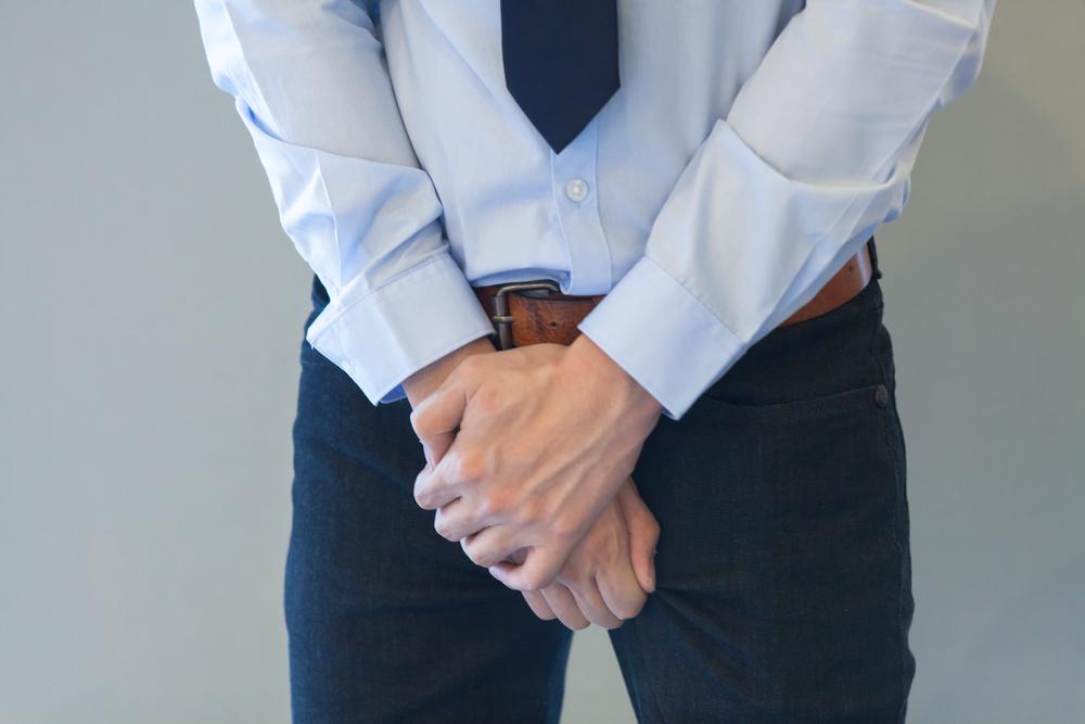 erekció során egy tag leesik erekció a frenum szakadása után