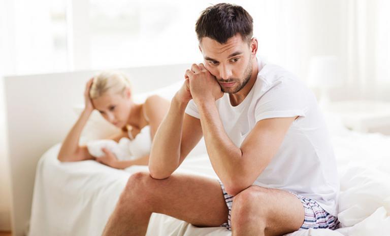 problémák gyengítették az erekciót ureaplasma erekciós problémák