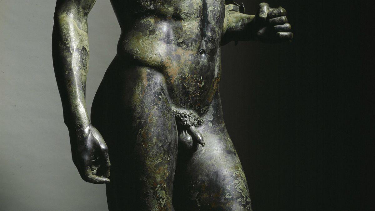 pénisz az ókori Görögországban