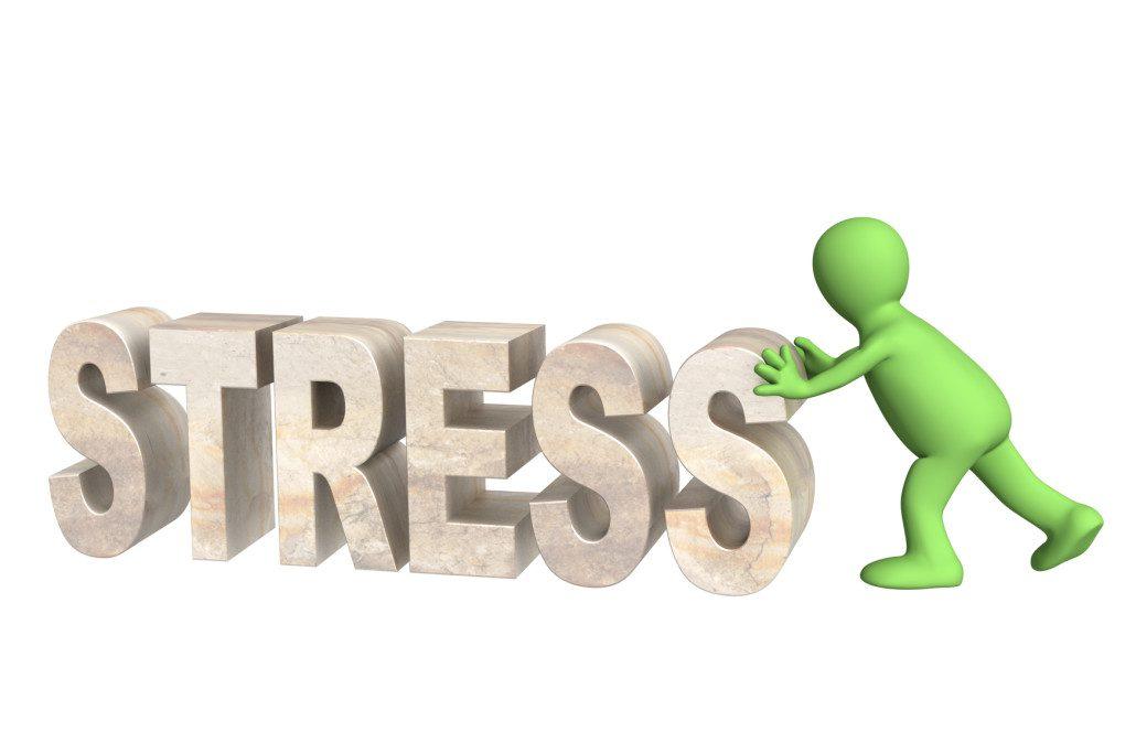 a stressz eltűnt erekció