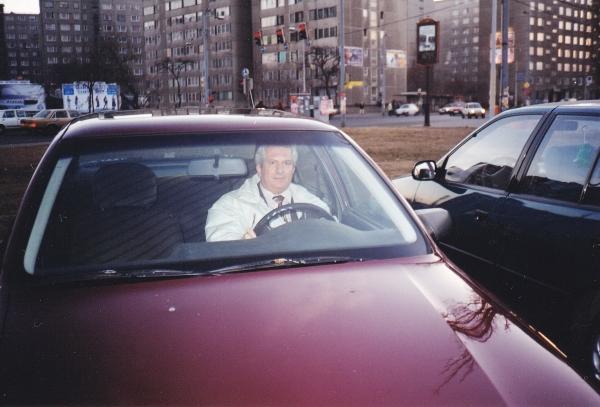 amikor vezetem az autót, merevedésem van