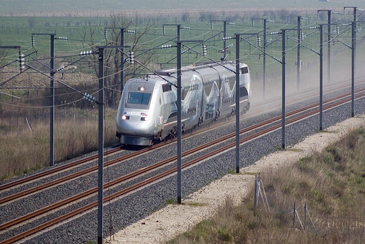 TGV sebességrekordok