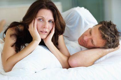 csökkent erekció és libidó