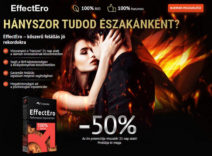 hatékony gyógymód az erekció fokozására)