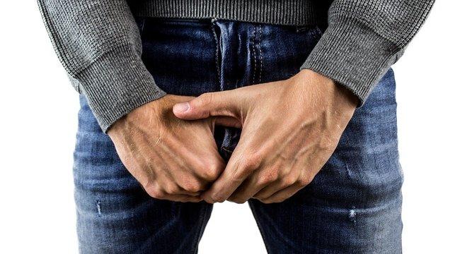 erekció fájdalommal
