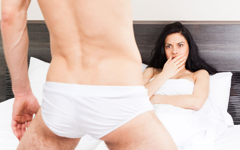 hogyan lehet a péniszet gondolatokkal nagyítani miért nem sokáig merevednek a férfiak