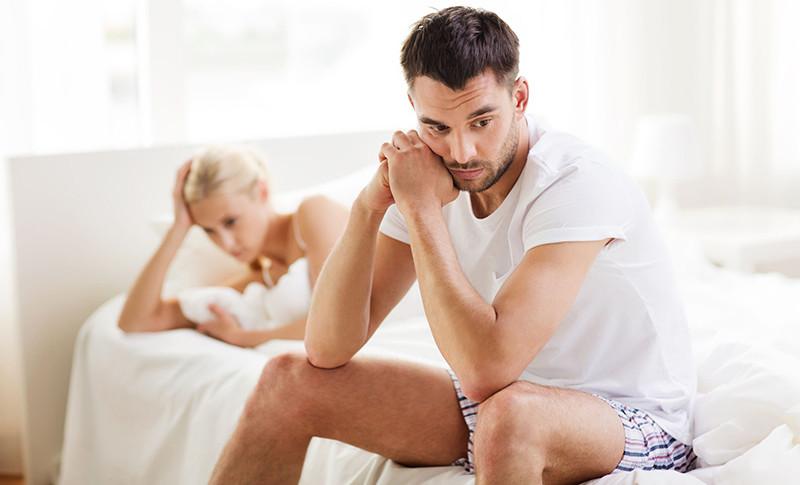 merevedési problémák a férfiak számára