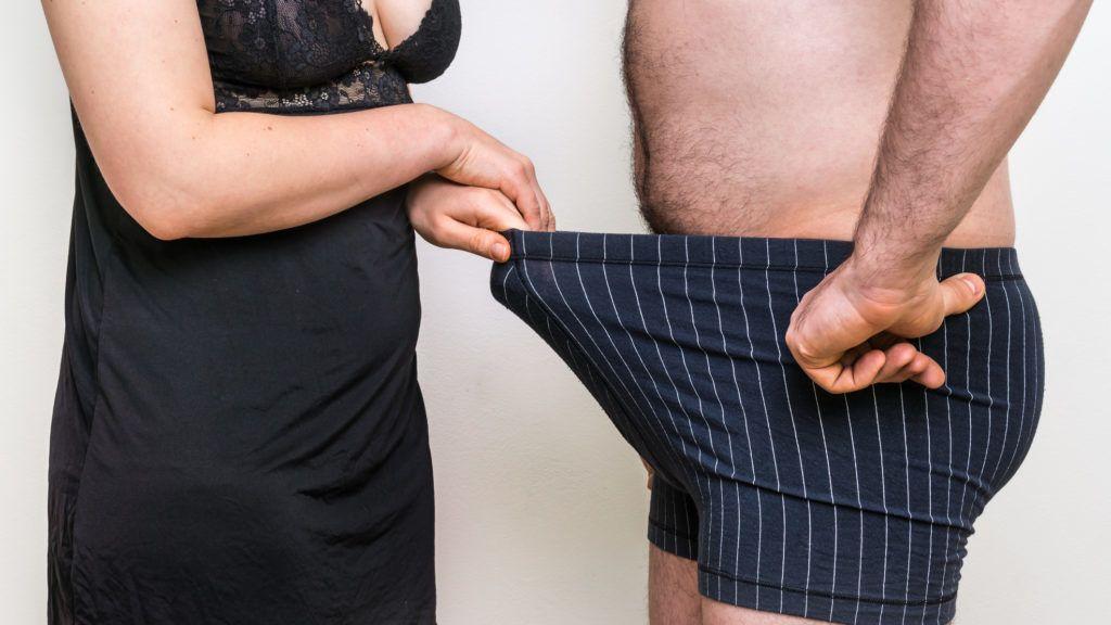 a nők és a pénisz mérete