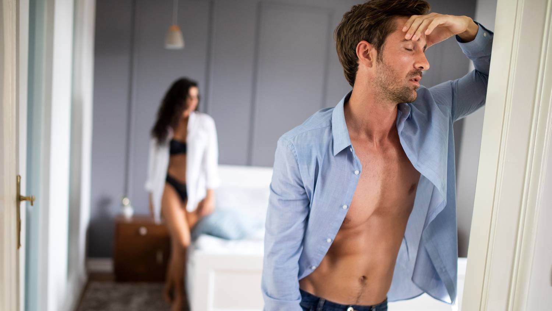 fokozza a férfi merevedését puha pénisz, amikor felkeltik
