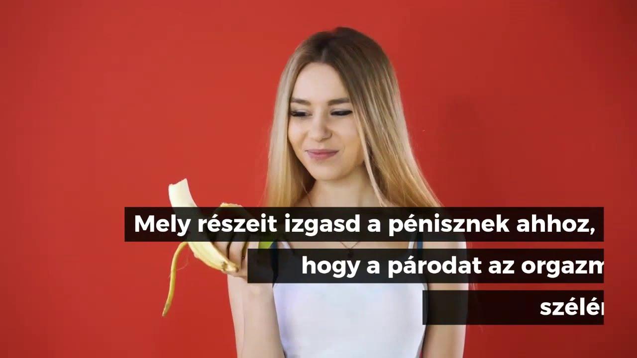 hogyan lehet összehúzni a péniszet