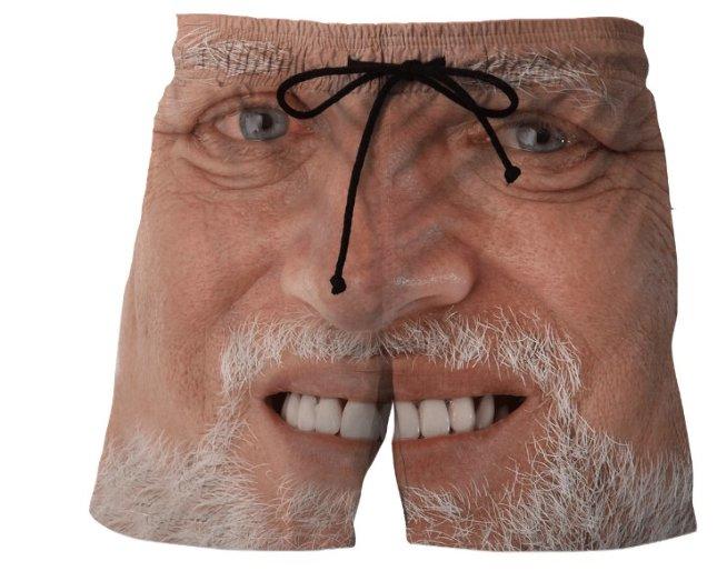 mosolygó pénisz
