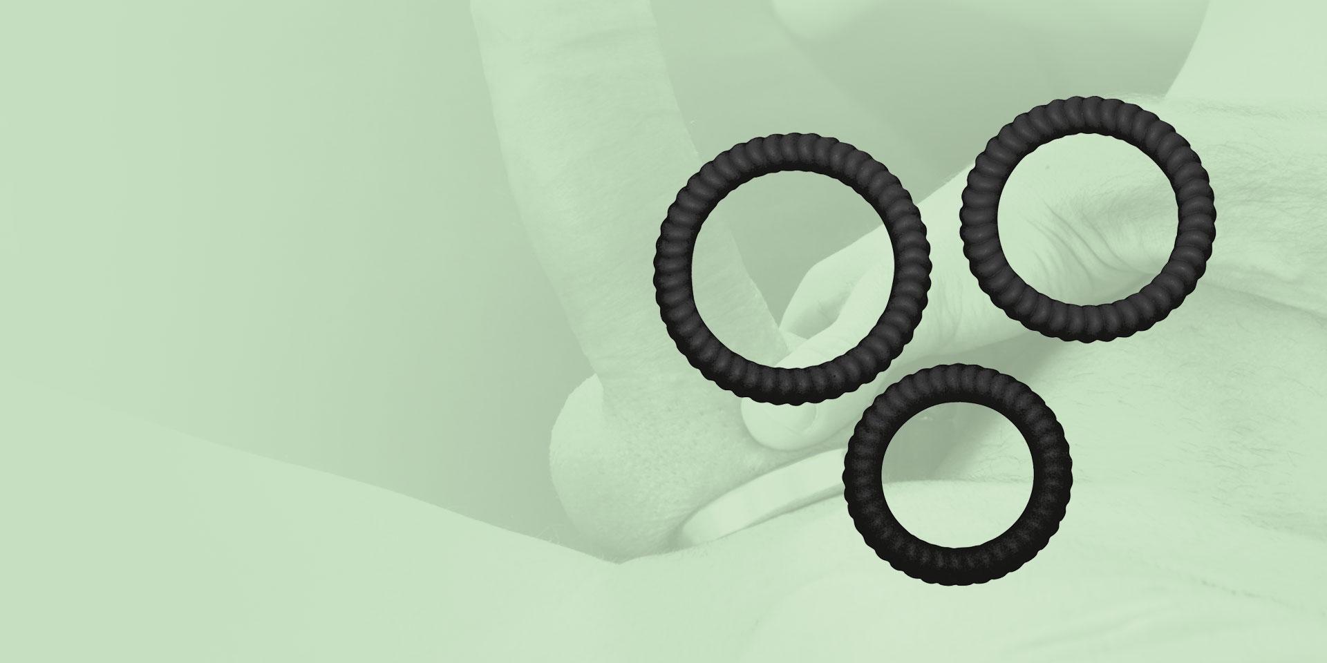 rugalmas péniszgyűrűk