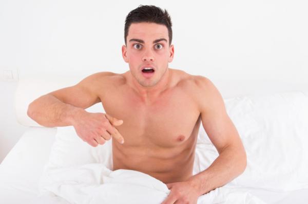 kemény az erekció nyirokcsomók erekciója