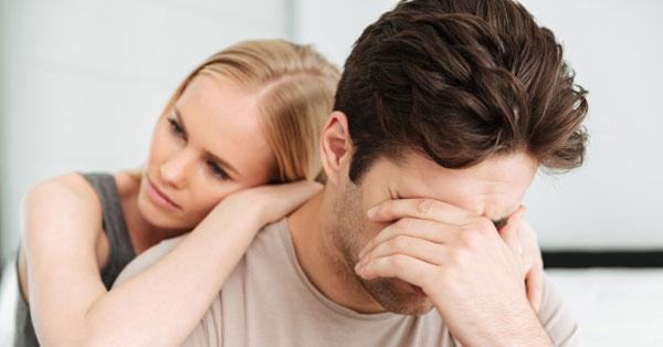 merevedési problémák prosztatagyulladással