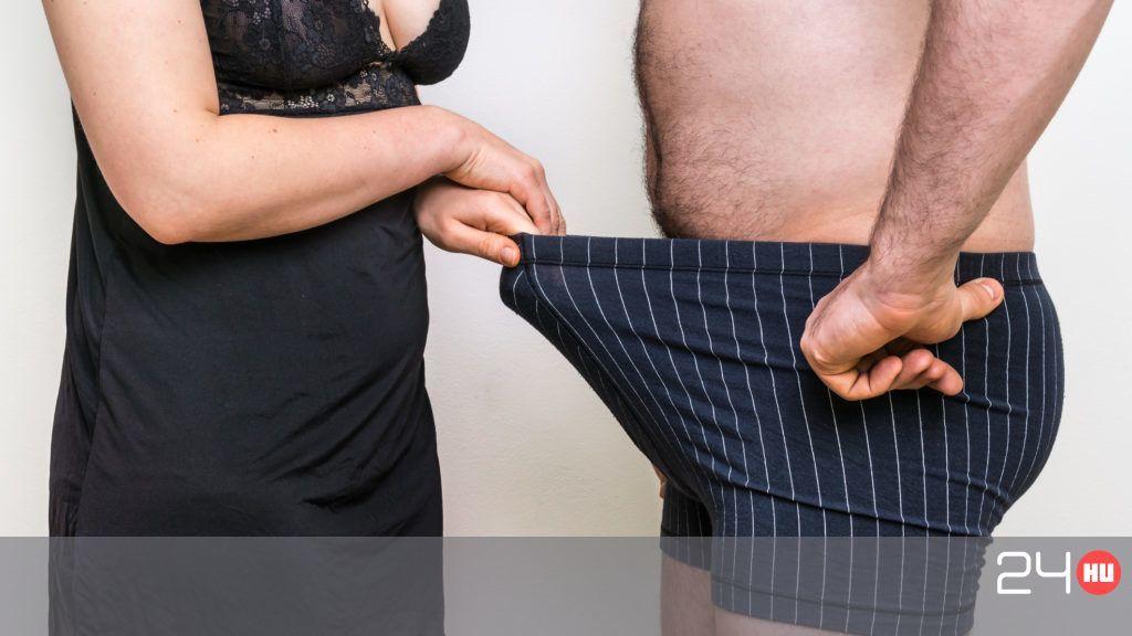 Ezt ne tegye, ha nem akarja, hogy két centivel kisebb legyen a pénisze