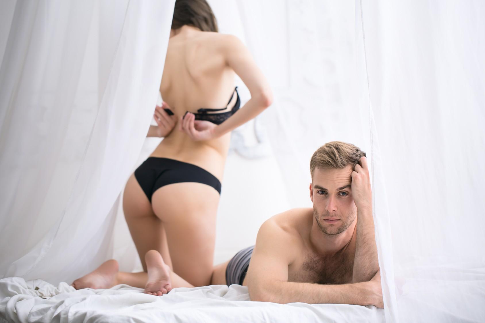csiklandozás a péniszben