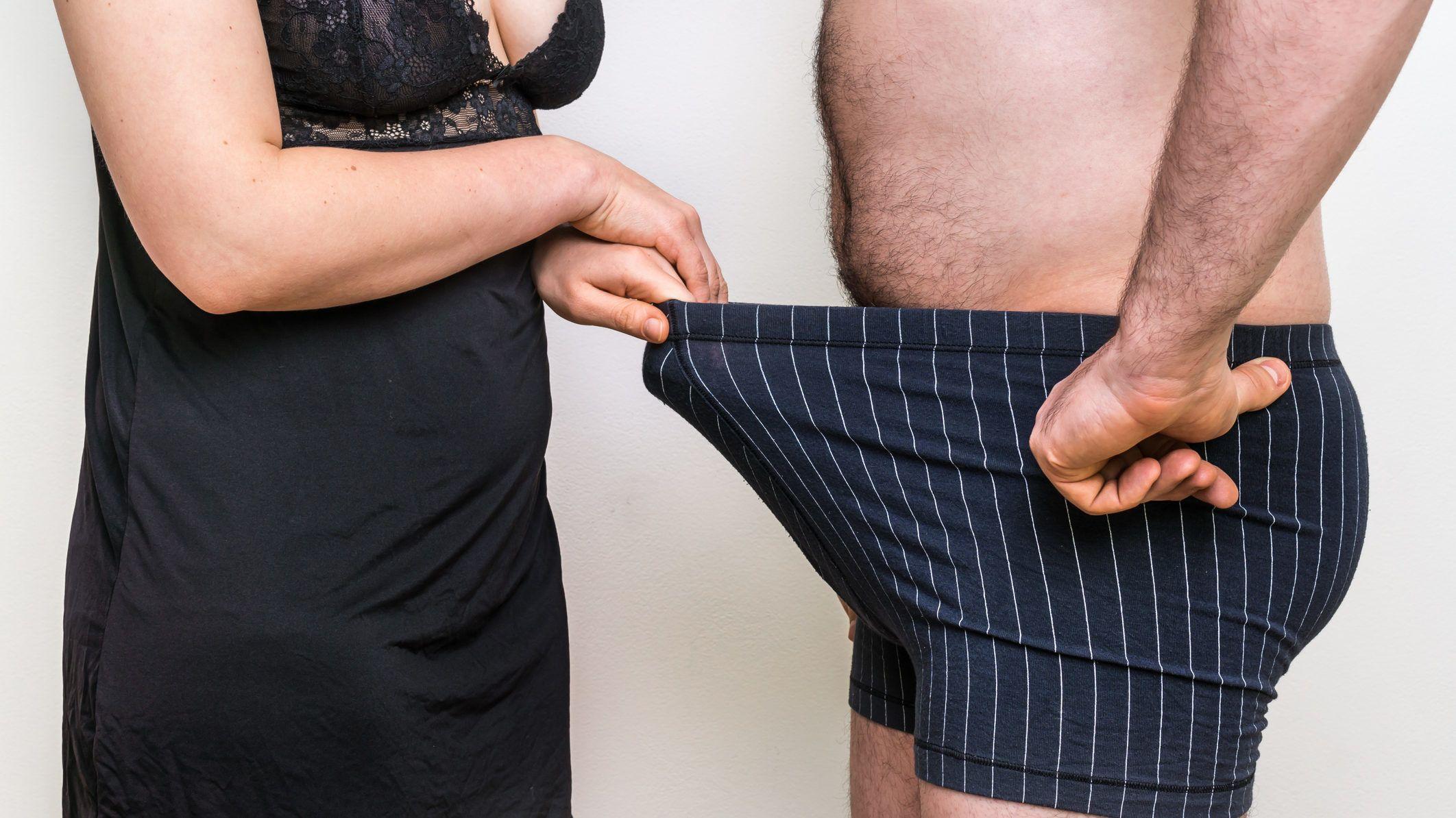 mekkora legyen a pénisz hossza és vastagsága