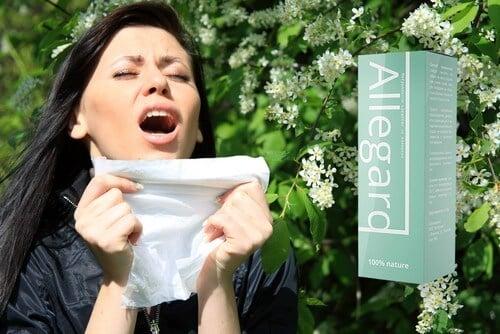 cseppek Allegard allergiáktól [összetétel, leírás, utasítások, ár]