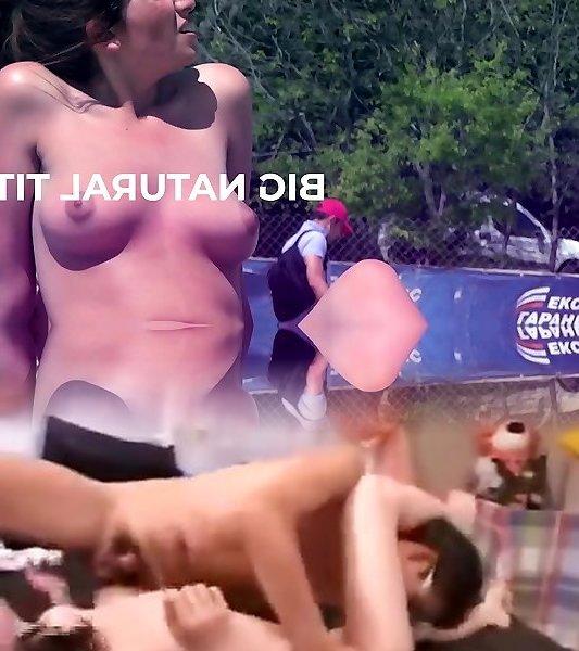 nudista pufók fotók)